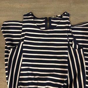 Dresses & Skirts - Ann Taylor loft cotton striped dress